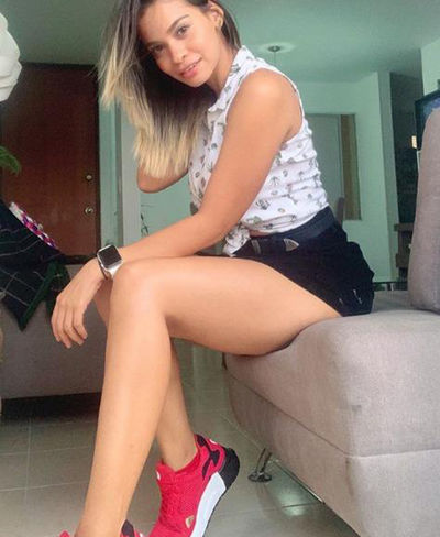 Luisa Montoya - Escort Girl from Mobile Alabama