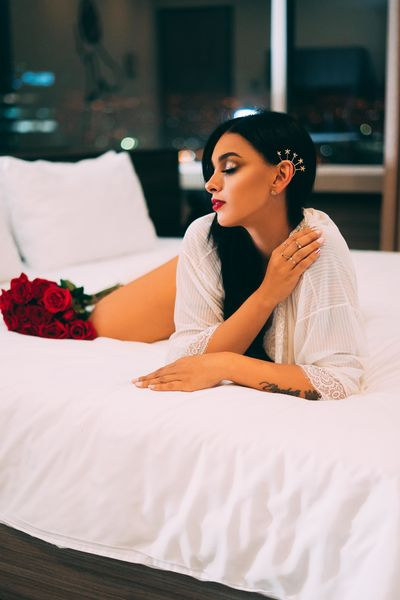 Super Busty Escort in Coral Springs Florida