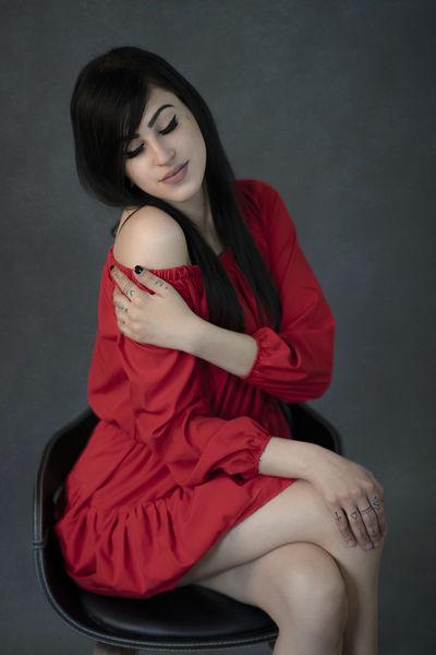 Camille Brunette - Escort Girl from Modesto California